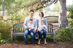 Botanic Gardens Family Photos