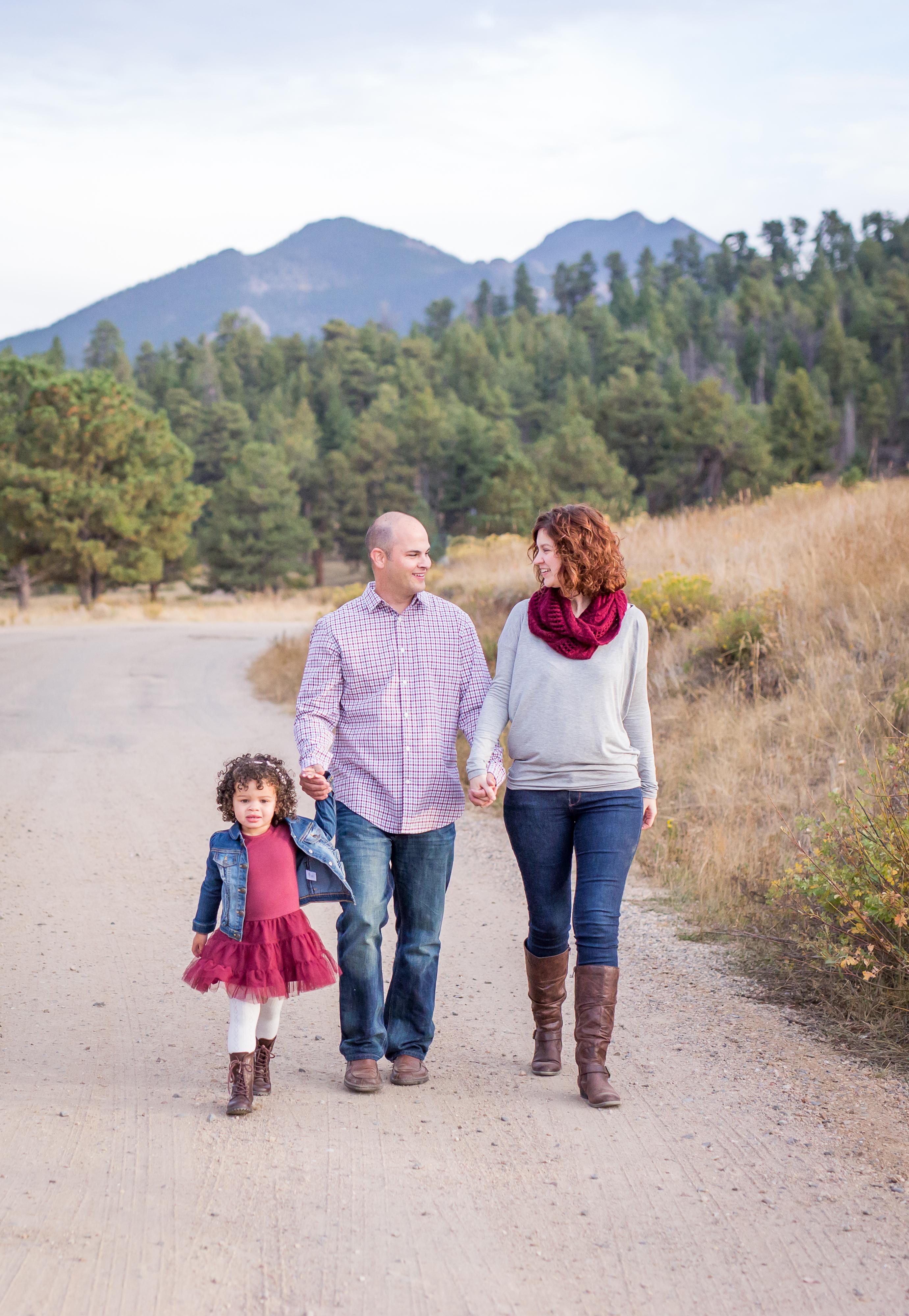 Estes Park Family Photos
