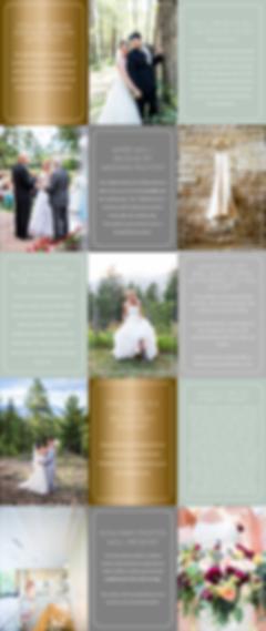 Sarah Goff Photography Colorado Mountain Wedding Photography