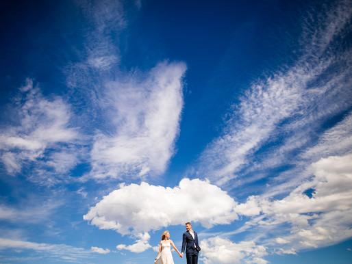 A Summer Elopement in Rocky Mountain National Park - Estes Park Wedding Photographer