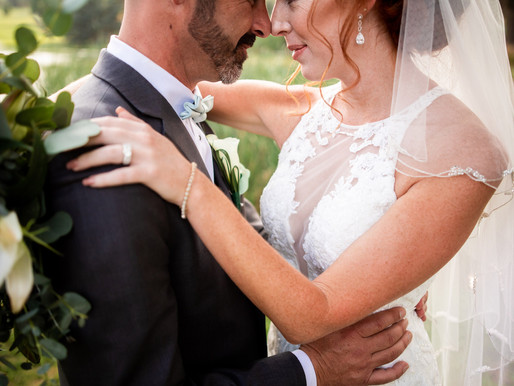 Brittany & Matthew's Golf Course Wedding at the Greeley Country Club - Colorado Wedding Photography