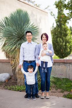 Denver Botanic Gardens Family Photos