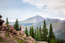 Vail Colorado Engagement Photography