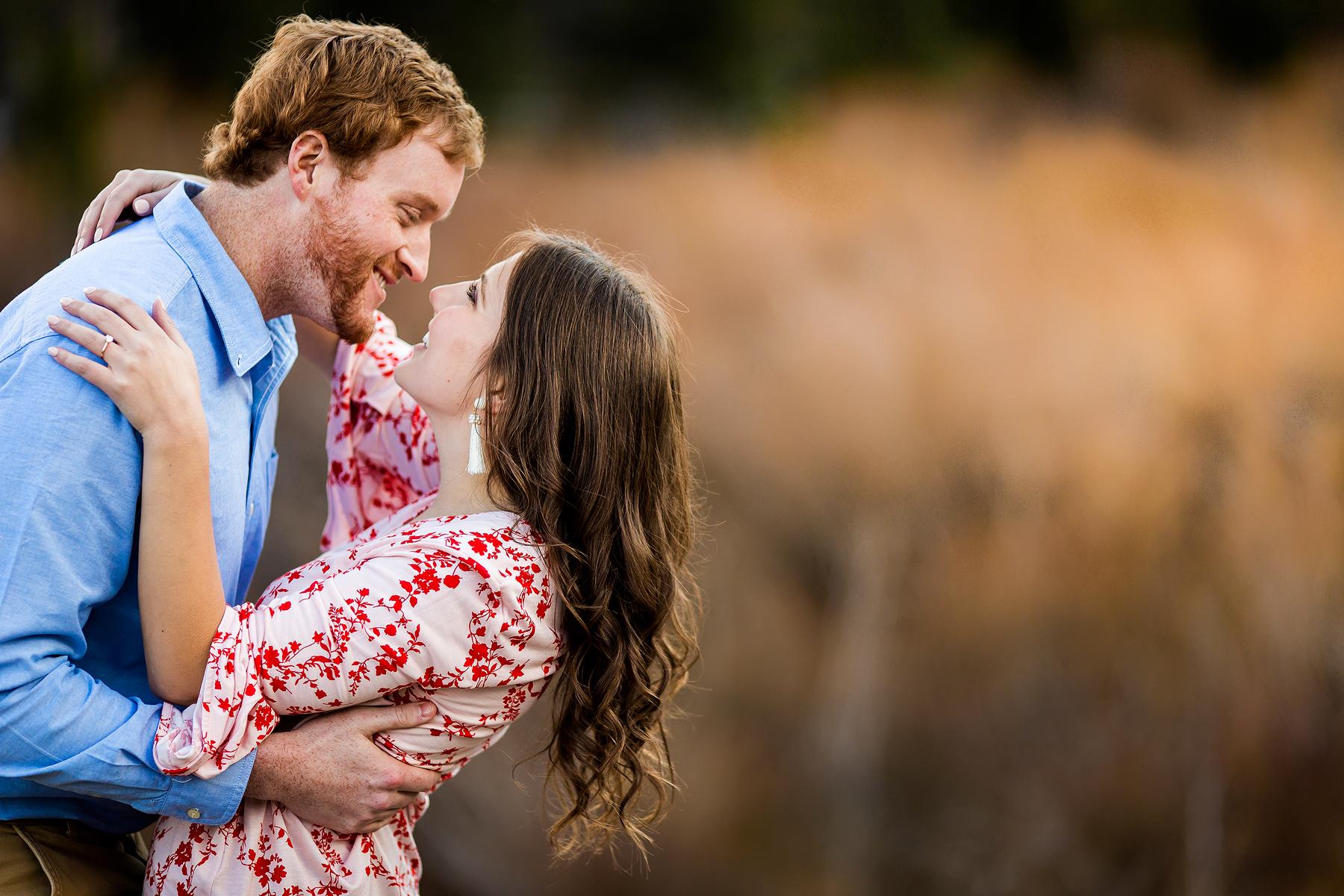 colorado mountain wedding photograph