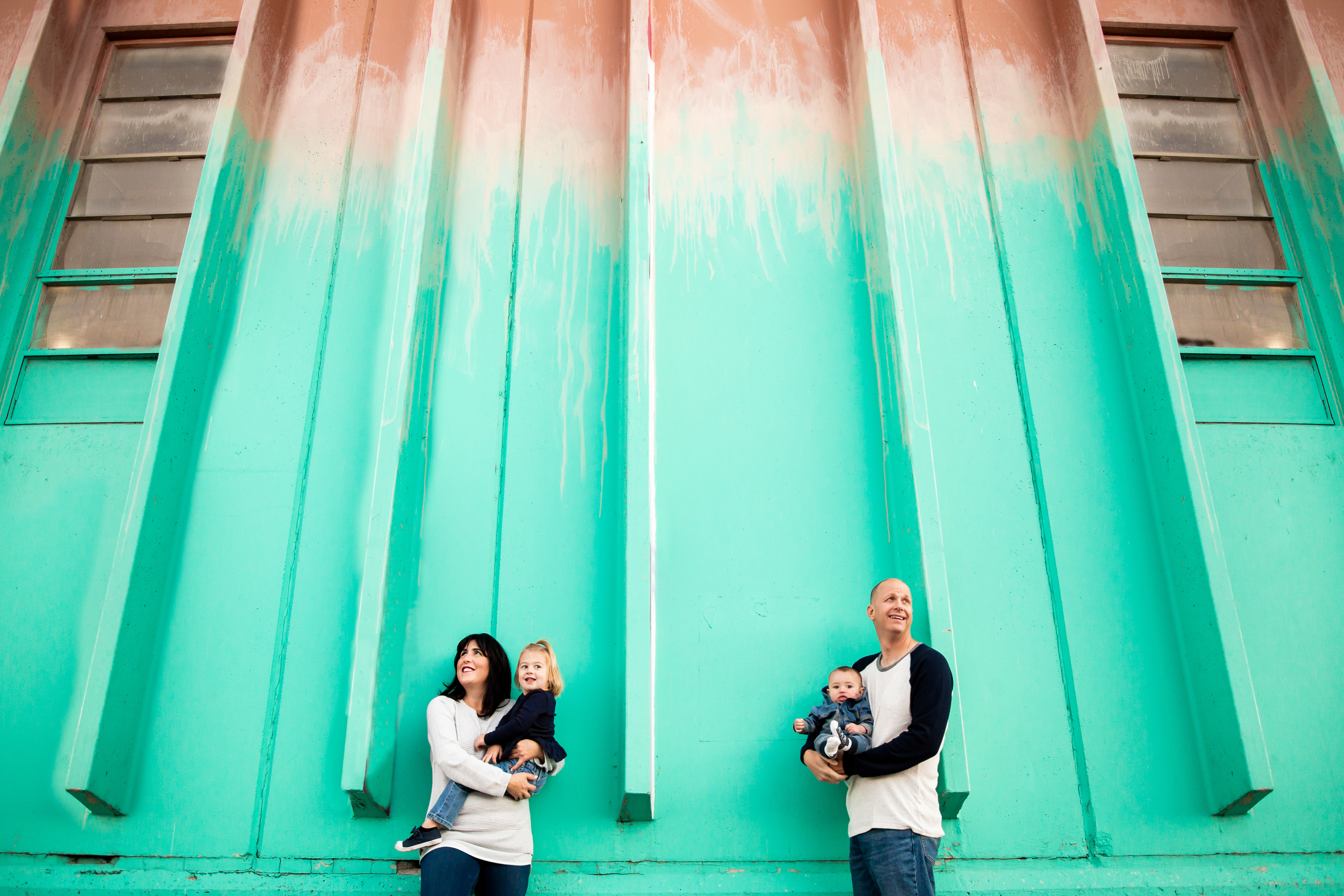 RiNo Denver Family Photography