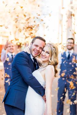 Fall in Denver Wedding Photos