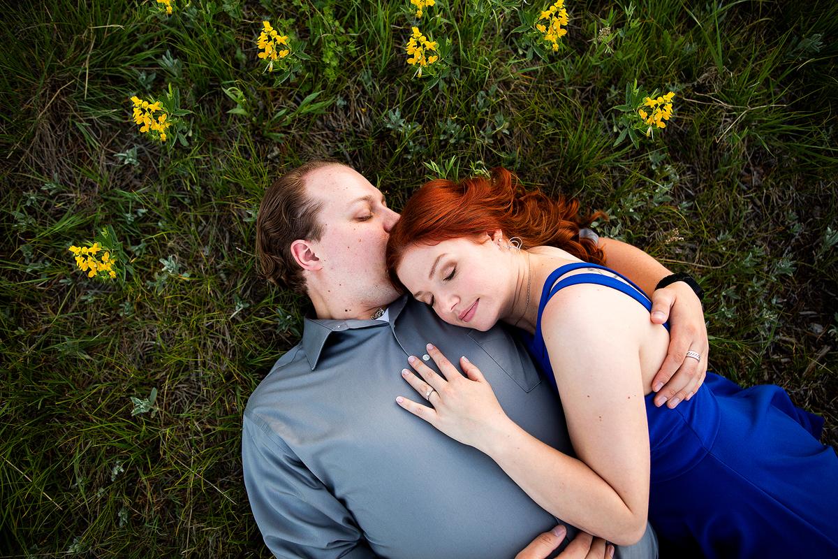 Rocky Mountain Nat'l Park Engagement
