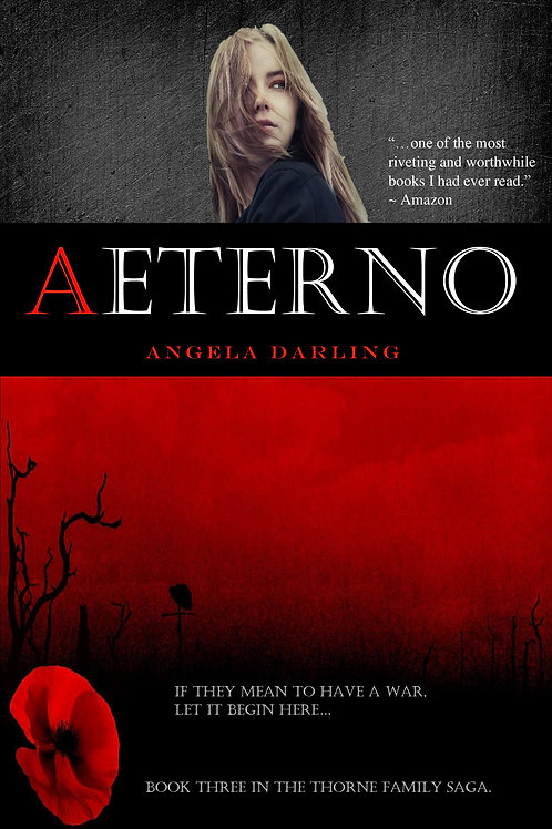 Aeterno - Author Signed Copy