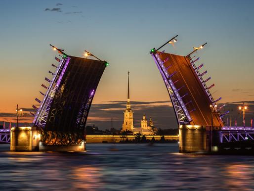 Санкт-Петербург 2021. Как это было