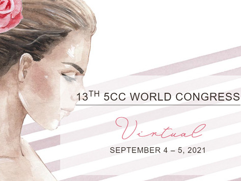 Приглашаем посетить 13-й Всемирный Конгресс-Пяти-Континентов (5СС) по эстетической медицине