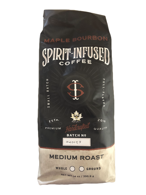 Maple Bourbon Coffee