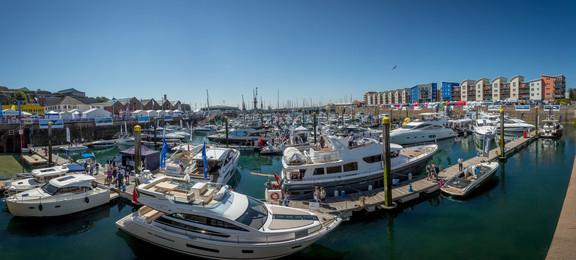 St Helier, Jersey yacht marina