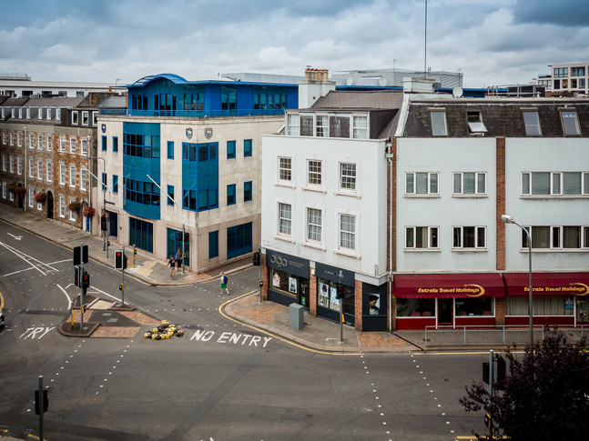 Commercial property St Helier
