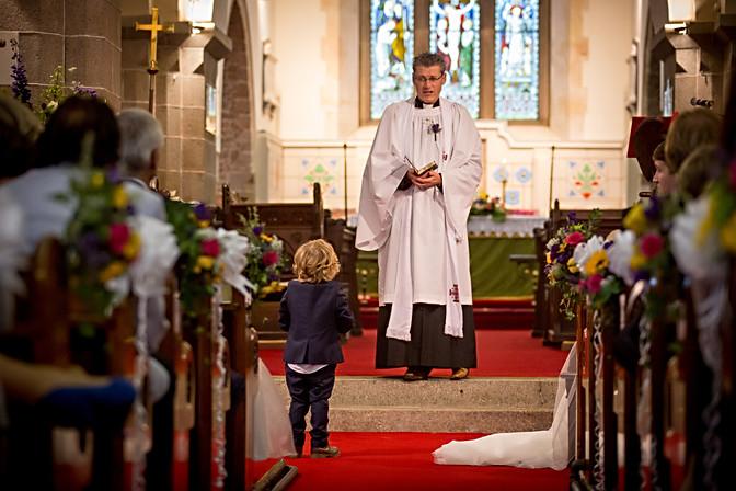 Wedding St Ouens Jersey