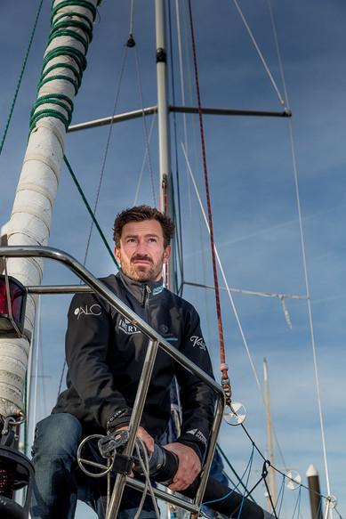 Phil Sharp, Transatlantic yachtsman