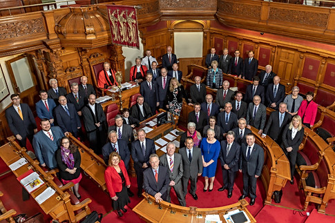 Class of 2019 New Government of Jersey