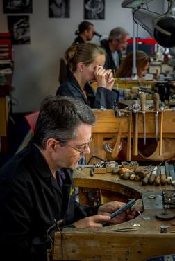 Jewellery workshop St Helier, Jersey