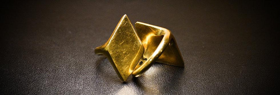 Brass Rings - Diamond