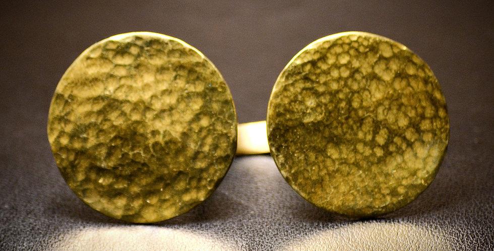 Nzuri Brass Rings