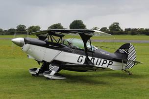 Aerobatic Aircraft