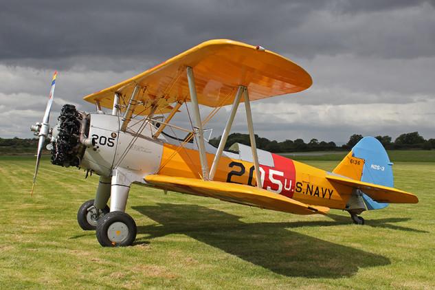 Historic Biplanes
