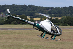 Small Private Helicopters