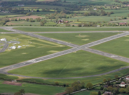 Public Consultation - Waste Ground / Airfield Development Proposal