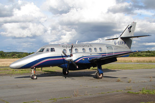 Twin Engined Executive Aircraft