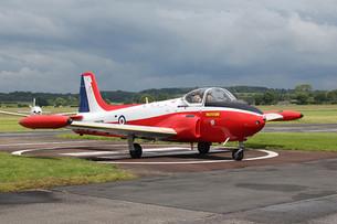 Historic Military Jets