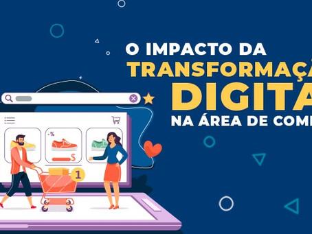 A transformação digital e o impacto na área de compras
