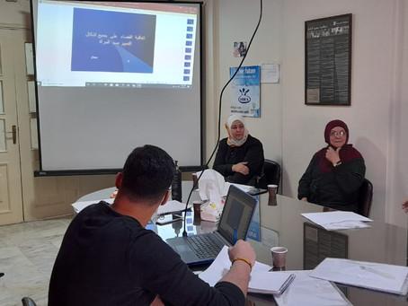 Kljub Covid-19 se aktivnosti v projektu »Za njeno prihodnost« v Libanonu nadaljujejo
