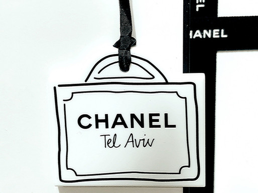 CHANEL BEAUTY TEL AVIV