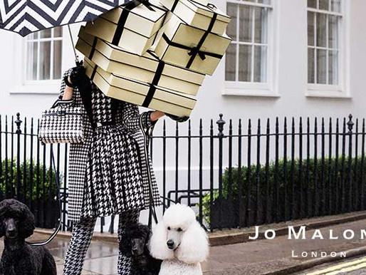 London Calling: Jo Malone Arrived!