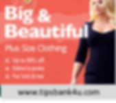 Aliexpress Big and Beautiful Plus Size  Clothing for women