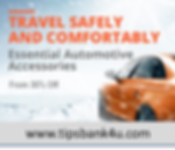 Aliexpress travel safely and comfortably, essential automotive accessories