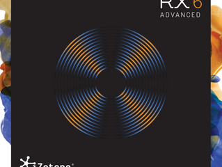 Need to rescue or restore some audio? Our Experience with iZotope's RX6 Advanced Plugin