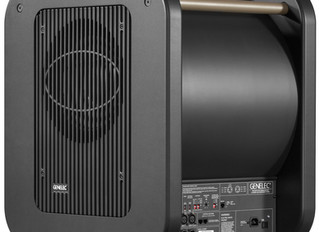 Our New Genelec 7270a with SAM Technology