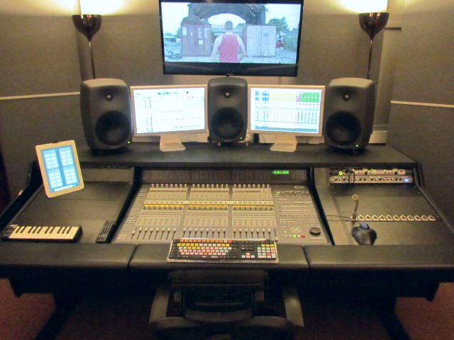Hoot Studios Audio Post Production Sound Design Cardiff