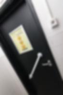 Washroom panel