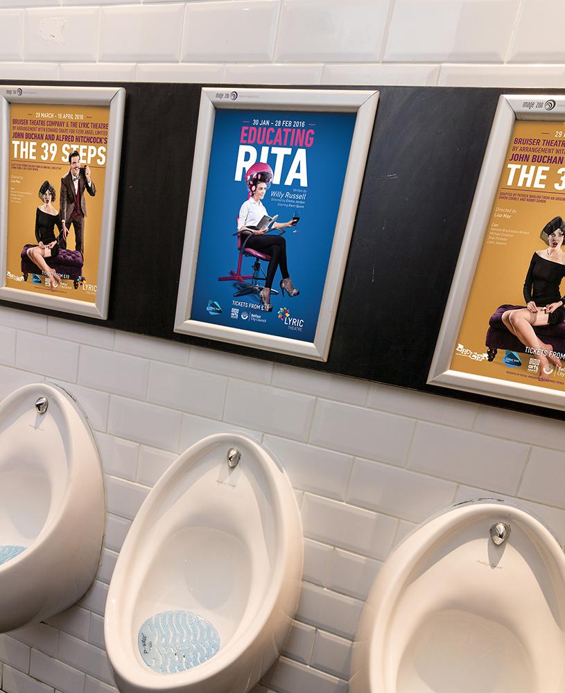 Image Zoo Washrooms - Lyric Theatre