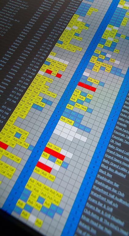 iPlan media planning database
