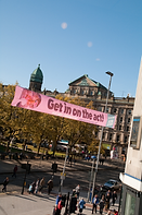 cross street banners belfast
