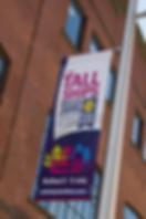 Tall ships belfast city dressing pendant banner