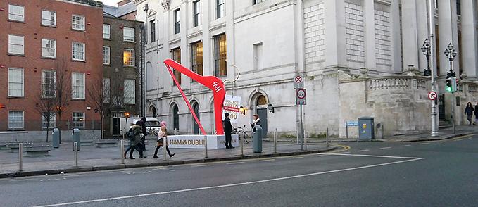 Giant Hanger Dublin