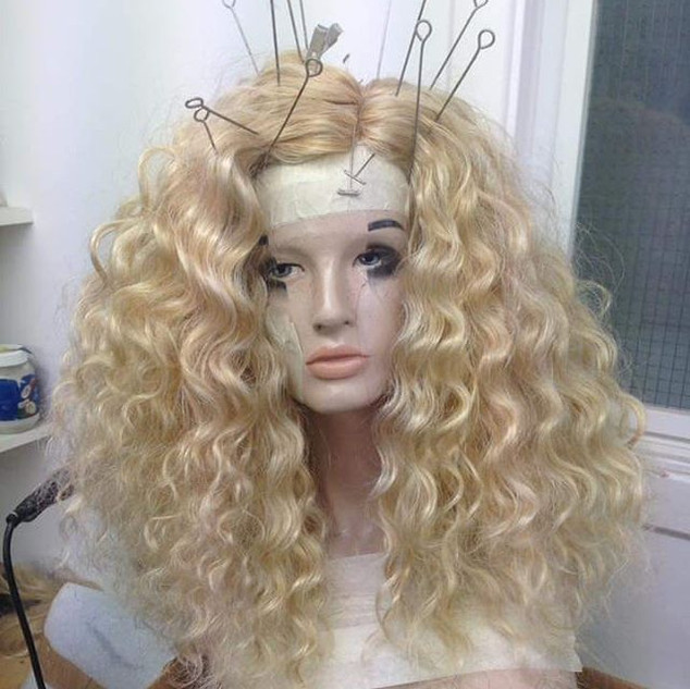 Our online hard cap wig making course dr