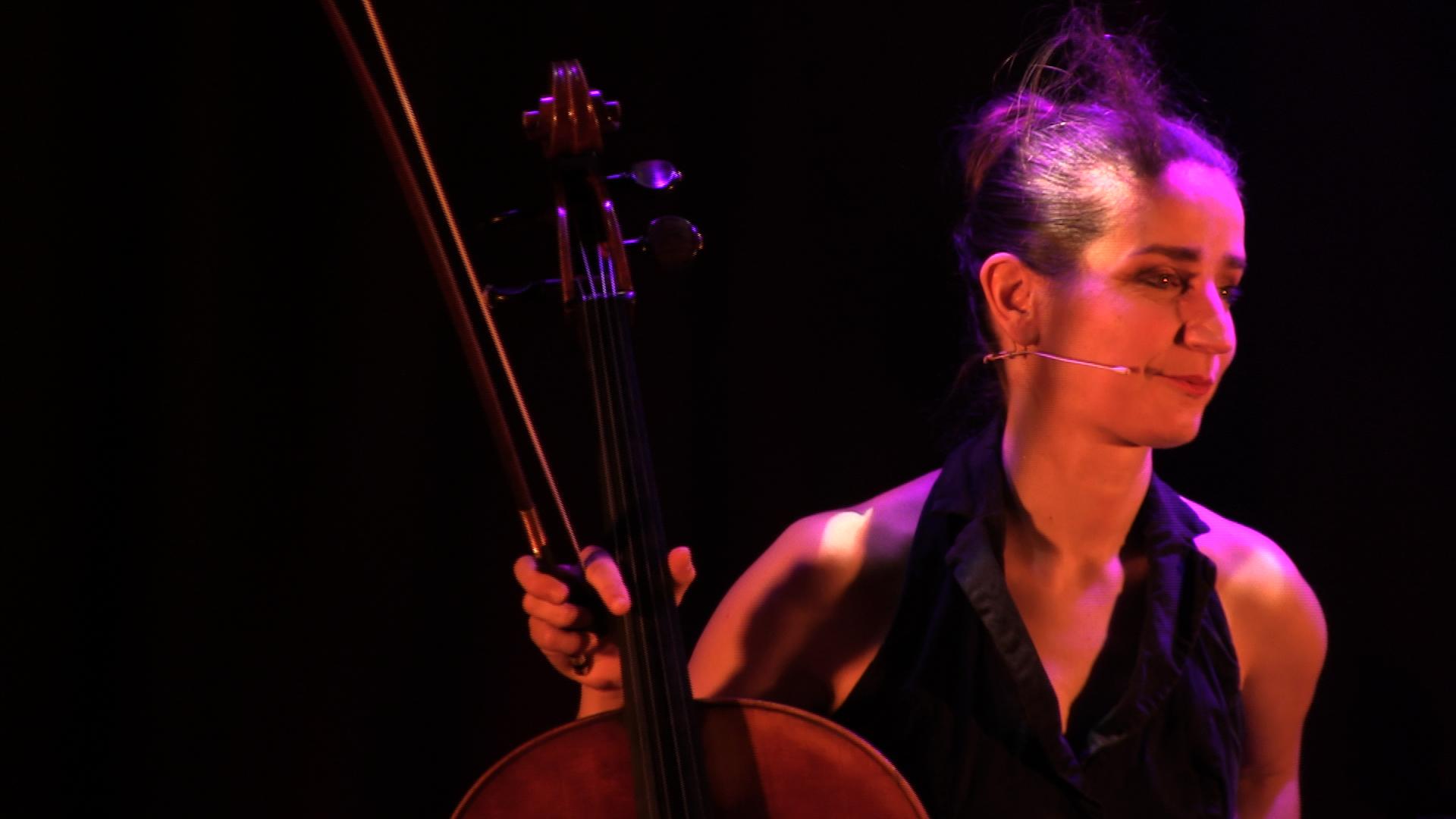 Cello Woman