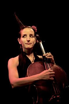 Cello Woman Unplugged