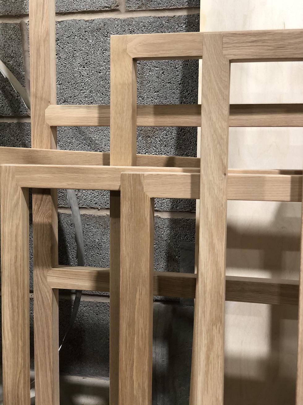 Hardwood framework