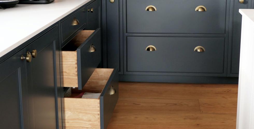 Grey Handmade Kitchen | Bologna | Minerva Design