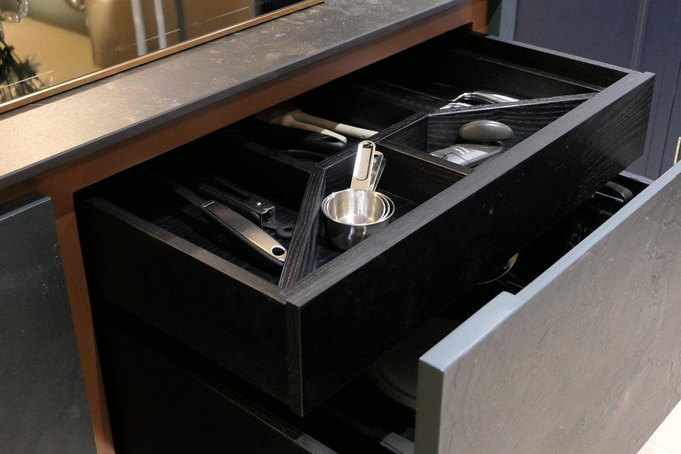 Hiden drwer within a drawer